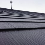 香川県三豊市三野町 屋根塗装 タスペサー不要