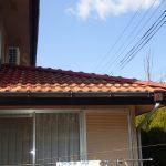 鳥取県鳥取市 外壁塗装 モニエル瓦塗装