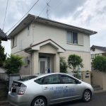 鹿児島県加世田市 屋根外壁塗装