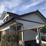 佐賀県多久市 外壁塗装工事