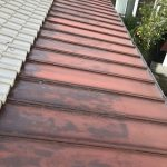 長崎県佐世保市トタン屋根塗装