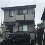 長崎県諫早市 ハイツ外壁塗装