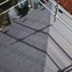 仙台市青葉区■苔・錆び・剥離の屋根…仕上げ